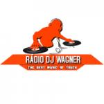 Logo da emissora Rádio Dj Wagner