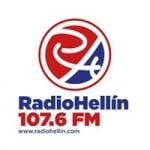 Logo da emissora Radio Hellín 107.6 FM