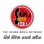 Logo da emissora Radio Seth 103.1 FM