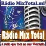 Logo da emissora Web Rádio Mix Total