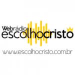 Logo da emissora Web Rádio Escolho Cristo