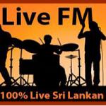 Logo da emissora Radio Live FM
