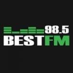 Logo da emissora Radio Best 98.5 FM