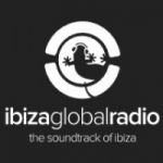 Logo da emissora Ibiza Global Radio 100.8 FM