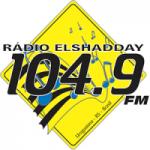 Logo da emissora Rádio Elshadday 104.9 FM