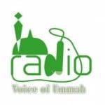 Logo da emissora Radio The Voice of Ummah