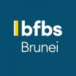 Logo da emissora Radio BFBS Brunei 101.7 FM