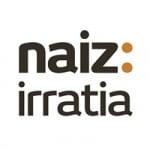 Logo da emissora Radio Naiz Irratia 91.5 FM