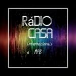 Logo da emissora Rádio Casa