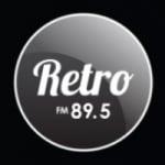 Logo da emissora Retro 89.5 FM