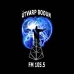 Logo da emissora Bodun 105.5 FM