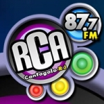 Logo da emissora Rádio Anunciação 87.7 FM