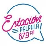 Logo da emissora Radio Estación Palpalá 87.9 FM
