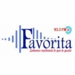 Logo da emissora Radio Favorita 93.7 FM