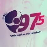 Logo da emissora Radio Futura 97.5 FM
