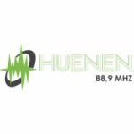 Logo da emissora Radio Huenen 88.9 FM