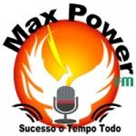 Logo da emissora Max Power FM