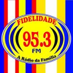 Logo da emissora Rádio Fidelidade 95.3 FM
