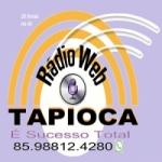 Logo da emissora Rádio Web Tapioca