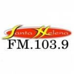 Logo da emissora Radio Santa Helena 103.9 FM