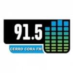 Logo da emissora Radio Cerro Corá 91.5 FM
