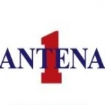 Logo da emissora Rádio Antena 1 Blumenau 96.5 FM