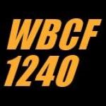 Logo da emissora WBCF 1240 AM NewsTalk