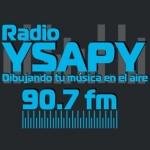 Logo da emissora Radio Ysapy 90.7 FM