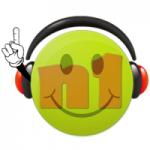 Logo da emissora Rádio N1