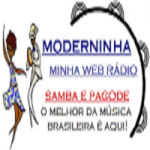 Logo da emissora Rádio Mordeninha