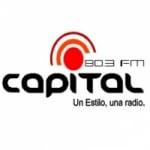Logo da emissora Radio Capital 90.3 FM