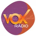 Logo da emissora Vox Rádio