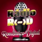 Logo da emissora Rádio Romântico Digital