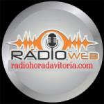 Logo da emissora Rádio Hora da Vitória