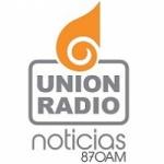Logo da emissora Union Radio 870 AM