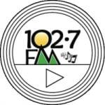 Logo da emissora Rádio Transamazônica FM 102.7
