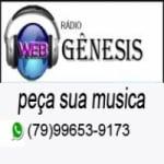 Logo da emissora Rádio Web Gênesis