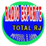Logo da emissora Rádio Esporte Total Rio de Janeiro