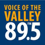 Logo da emissora Radio Valley 89.5 FM