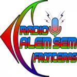 Logo da emissora Radio Além Sem Fronteiras