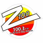 Logo da emissora Radio Z 100 100.3 FM