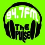 Logo da emissora Radio 94.7 The Pulse FM