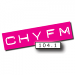 Logo da emissora Radio Chy 104.1 FM