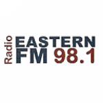 Logo da emissora Radio Eastern 98.1 FM