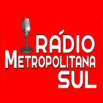 Logo da emissora Rádio Metropolitana Sul