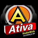 Logo da emissora Rádio Web Ativa