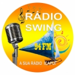 Logo da emissora Rádio Swing 94 FM