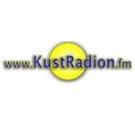 Logo da emissora Radio Kustradion 105 FM