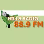 Logo da emissora Hills Radio 88.9 FM