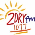 Logo da emissora Radio 2Dry 107.7 FM